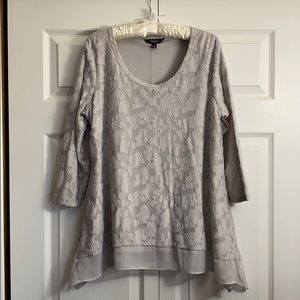Simply Vera Floral Tunic